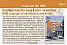 WHS Newsletter 01/2021_1